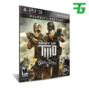 Army Of Two The Devils Cartel - Mídia Digital - Playstation 3