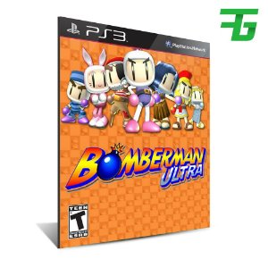 Bomberman Ultra - Mídia Digital - Playstation 3