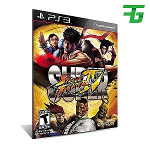 Ultra Street Fighter Iv 4 - Mídia Digital - Playstation 3