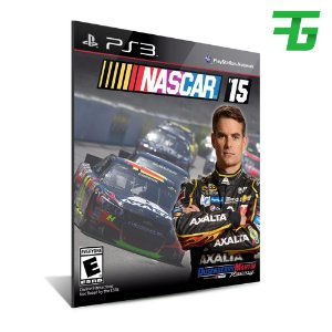 Nascar 15 - Mídia Digital - Playstation 3