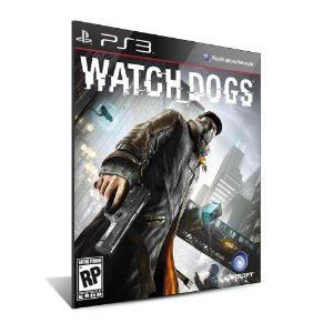 Watch Dogs  - Mídia Digital - Playstation 3