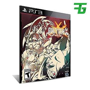 Guilty Gear Xrd Revelator - Mídia Digital - Playstation 3