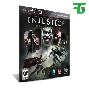 Injustice Gods Among Us Ultimate Edition - Mídia Digital -Playstation 3