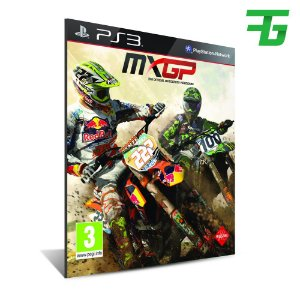 Mxgp The Official Motocross Videogame -Mídia Digital - Playstation 3