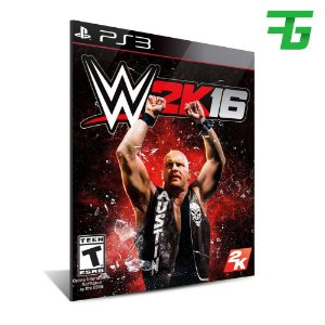 Wwe 2k 16 - Mídia Digital - Playstation 3