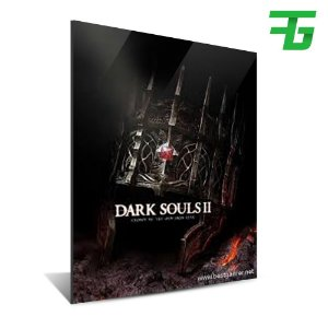 Dlc Dark Souls Ii 2 Crown Of The Old Iron King - Mídia Digital - Playstation 3