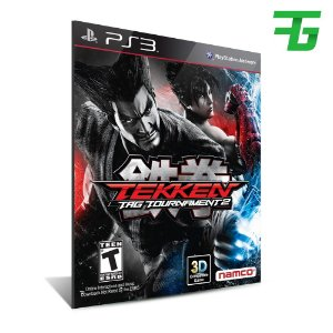 Tekken Tag Tournament 2 -Mídia Digital - Playstation 3