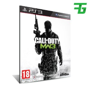 Call Of Duty Modern Warfare 3 - Mídia Digital - Playstation 3