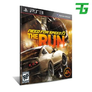 Need For Speed The Run - Mídia Digital - Playstation 3