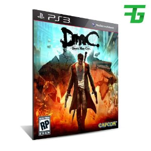 Dmc Devil May Cry -Módia Digital -Playstation 3