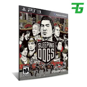 Sleeping Dogs Edition - Mídia Digital - Playstation 3