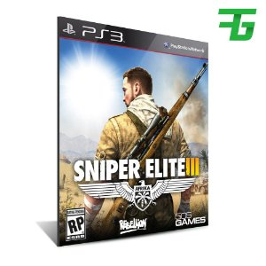 Sniper Elite 3 - Mídia Digital - Playstation 3