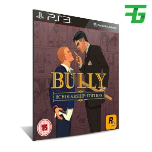 Bully -Mídia Digital - Playstation 3