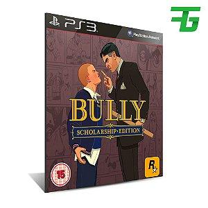Bully -Mídia Digital - Playstation 3