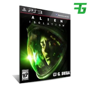 Alien Isolation - Mídia Digital -Playstation 3