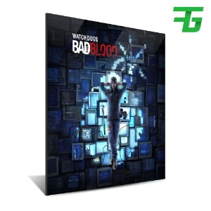 Dlc Watch Dogs Bad Blood - Mídia Digital - Playstation 3