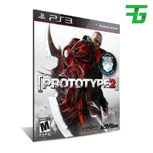 Prototype 2 - Mídia Digital - Playstation 3