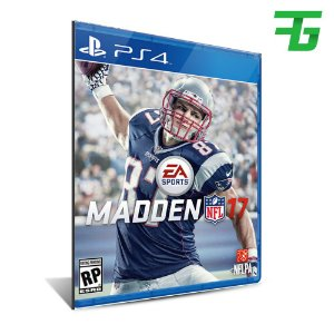 MADDEN NFL 17 PS4 - MÍDIA DIGITAL
