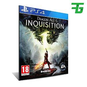 DRAGON AGE INQUISITION PS4 - MÍDIA DIGITAL
