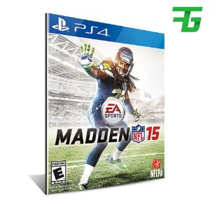 MADDEN NFL 15 PS4 - MÍDIA DIGITAL
