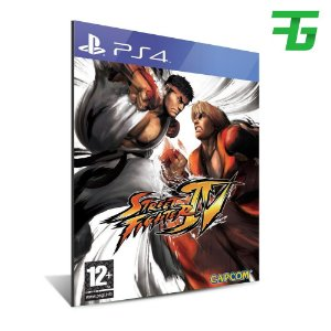 ULTRA STREET FIGHTER 4 PS4 - MÍDIA DIGITAL