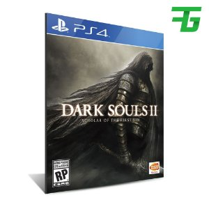 DARK SOULS 2 SCHOLAR OF THE FIRST SIN PS4 - MÍDIA DIGITAL