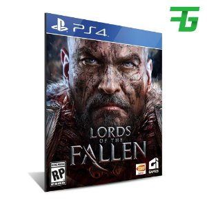 LORDS OF THE FALLEN PS4 - MÍDIA DIGITAL