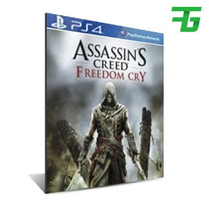 ASSASSIN'S CREED FREEDOM CRY PS4 - MÍDIA DIGITAL