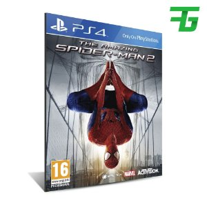THE AMAZING SPIDER-MAN 2 PS4 - MÍDIA DIGITAL