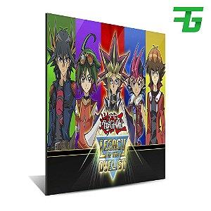 YU-GI-OH LEGACY OF THE DUELIST PS4 - MÍDIA DIGITAL