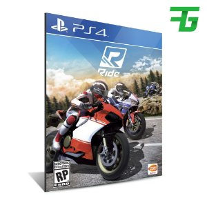 RIDE PS4 - MÍDIA DIGITAL