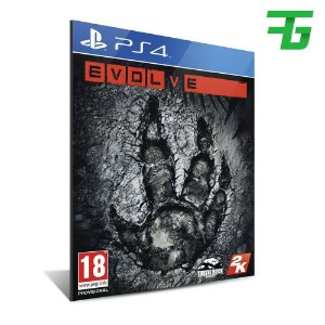 EVOLVE PS4 - MÍDIA DIGITAL