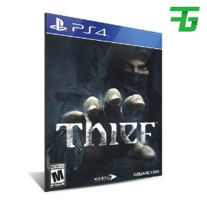 THIEF PS4 - MÍDIA DIGITAL