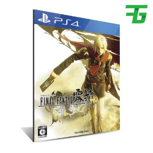 FINAL FANTASY TYPE-0 PS4 - MÍDIA DIGITAL
