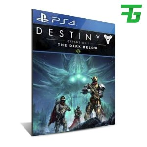 DESTINY EXPANSION 1 THE DARK BELLOW PS4 - MÍDIA DIGITAL
