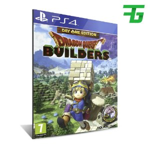 DRAGON QUEST BUILDERS DIGITAL DAY ONE EDITION PS4 - MÍDIA DIGITAL