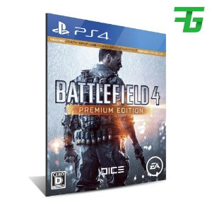 BATTLEFIELD 4 PREMIUM EDITION PS4 - MÍDIA DIGITAL
