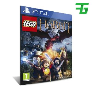 LEGO THE HOBBIT PS4 - MÍDIA DIGITAL