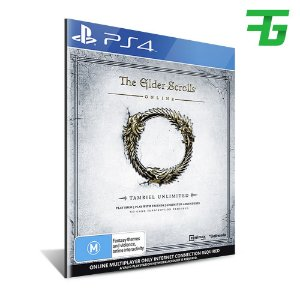 THE ELDER SCROLLS ONLINE TAMRIEL UNLIMITED PS4 - MÍDIA DIGITAL