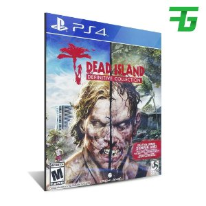 DEAD ISLAND DEFINITIVE COLLECTION PS4 - MÍDIA DIGITAL