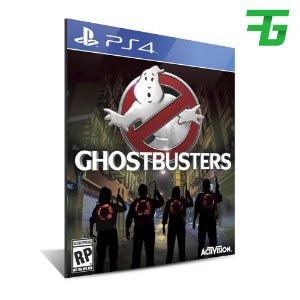 GHOSTBUSTERS PS4 - MÍDIA DIGITAL