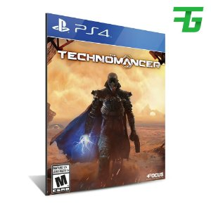 THE TECHNOMANCER PS4 - MÍDIA DIGITAL