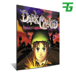 DARK CLOUD PS4 - MÍDIA DIGITAL