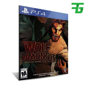 THE WOLF AMONG US PS4 - MÍDIA DIGITAL