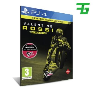 VALENTINO ROSSI THE GAME - DAY 1 EDITION PS4 - MÍDIA DIGITAL