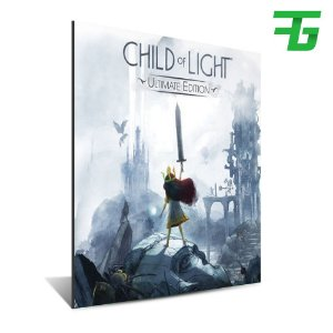 CHILD OF LIGHT ULTIMATE EDITION PS4 - MÍDIA DIGITAL