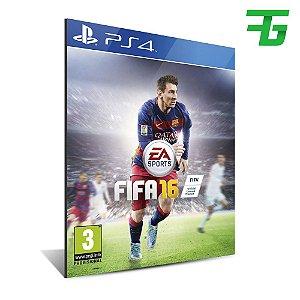 FIFA 16 ( INGLÊS ) PS4 - MÍDIA DIGITAL
