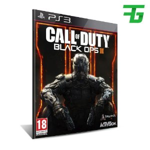 Call of Duty Black Ops 3 - Mídia Digital - Playstation 3