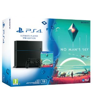 Console sony Ps4 1TB Bundle no man's sky
