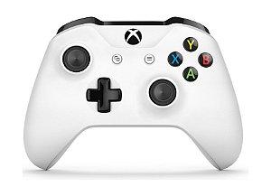 Controle Xbox One s wireless e bluetooth